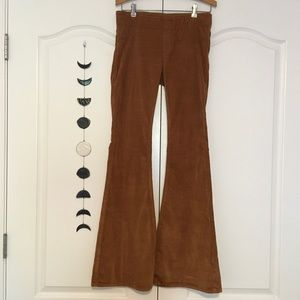 🌻 Free People Stretch Flare Cords